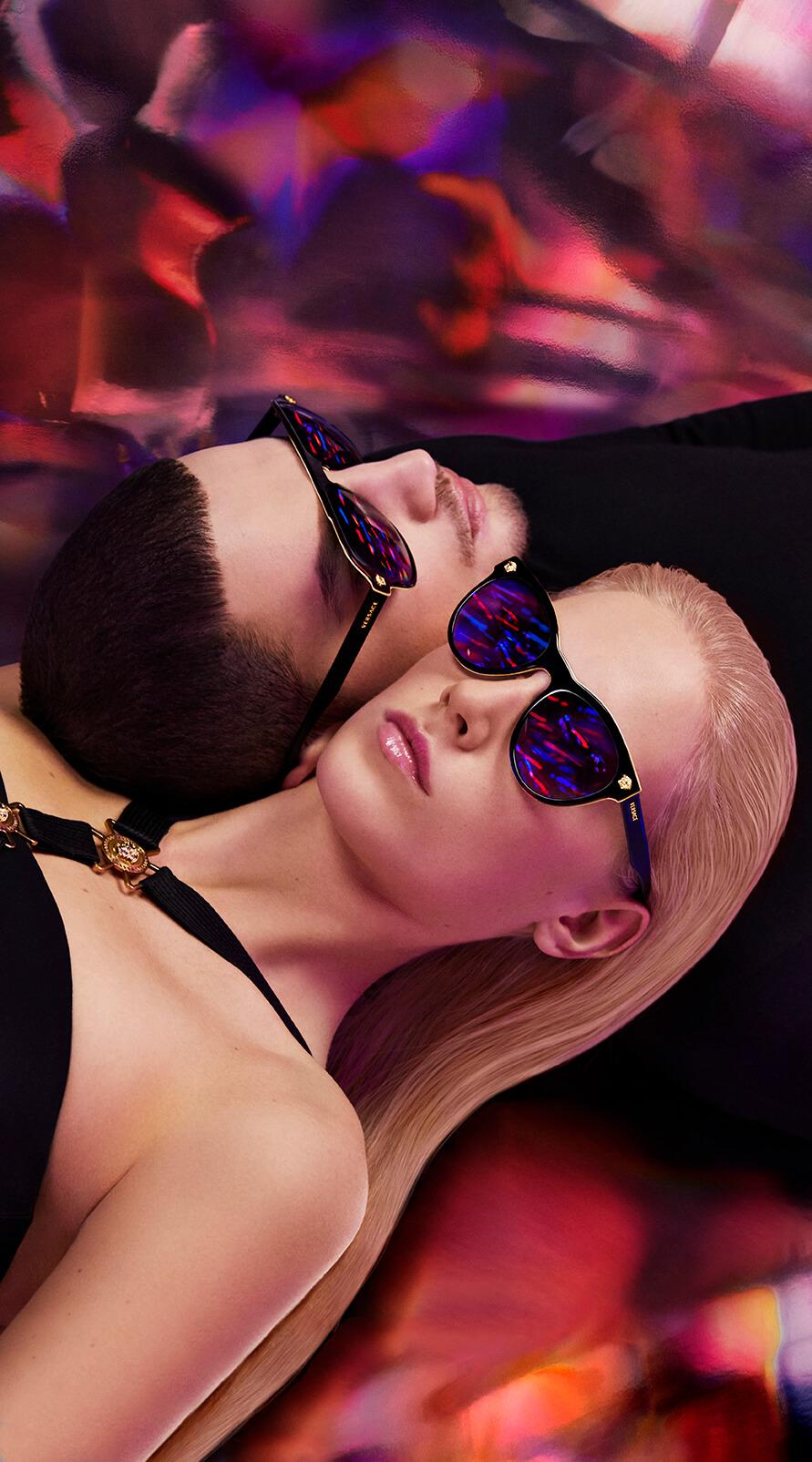luca finotti versace sunglasses still 1